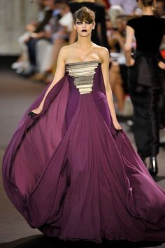 Stephanie Rolland - Fall 2011 Couture