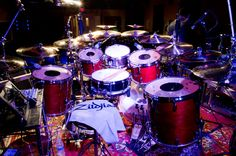 Mike Mangini Drum Clinic | Pearl Drums | Steve Weiss Music