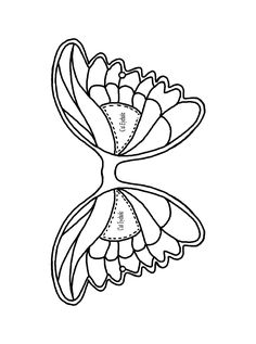 MaskButterfly2L.png 670×900 pixels