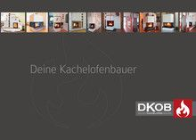 Kachelofen by DKOB Prospekt 2012/13 Modern, Trends, Word Reading