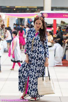 My Look for PARIKRAMA 2015 Event – Sassy Shif Says