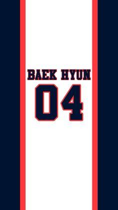 Baekhyun EXO NUMBER