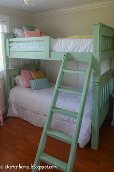 Builders Showcase From Loft Bed To Bunk Beds Using The