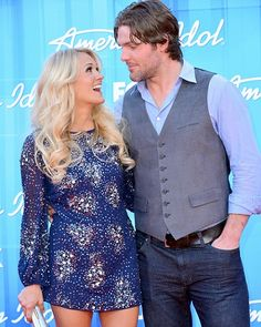 Baby News for Carrie Underwood and Mike Fisher