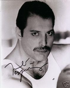 freddy mercury. 22 years ago today, 11/24/91 we lost one of the greats....remembering you today Freddie! :(