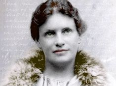 """A great deal of poetic work has arisen from various despairs.""  -  Lou Andreas-Salomé, the First Woman Psychoanalyst."