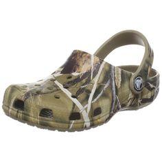 Crocs Classic Realtree V2 (Toddler/Little Kid) crocs. $29.95. Manmade sole. Croslite