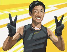 ロンドンにかける男たち【1】信念のランナー 藤原 新(男子マラソン) « GQ JAPAN