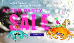 Sale ends tomorrow so hurry up and click to see the best  of the Lilly Pulitzer After Party Sale! And pin it to remind your girlfriends not to miss out on this glorious day.