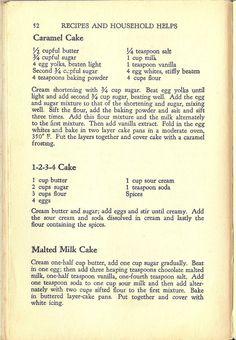 1234 cake | Flickr - Photo Sharing!  Milk cake