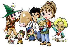 Harvest Moon: Another Wonderful Life (Nintendo 64)