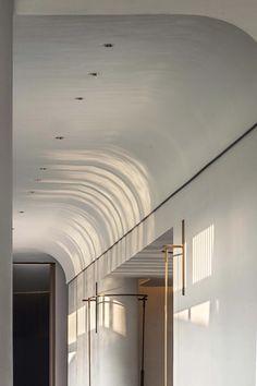Roof Ceiling, Ceiling Decor, Ceiling Design, Wall Design, House Design, Interior Design Inspiration, Decor Interior Design, Interior Styling, Interior Decorating