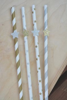 Cupcake Toppers Twinkle Twinkle Little Star by PartyMadePretty