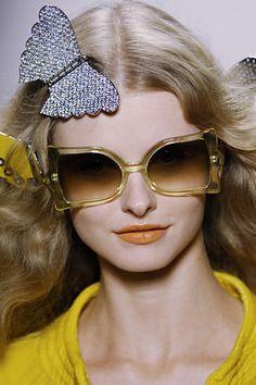 246c4adab9b Sonia Rykiel Spring 2008 Details sunglasses