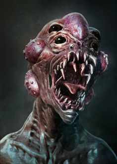 zbrush horror - Google Search