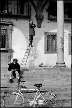 Leonard Freed 1992 Florence