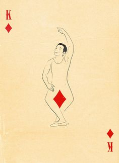 creative playing card illustration (5)