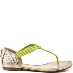 00c300d736c467 You ll love the burst of pizzazz this sandal showcases! Keep You Guessin by  Seychelles brings you a casual thong sandal with a neon leather upper with  a ...