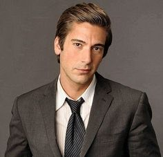 David Muir. He can report the news to me anytime.