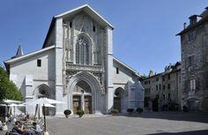 Cathédrale Saint François de Sales - Chambery «  Tous droits d'exploitation réservés - Département de la Savoie- www.savoie.fr » – © Béatrice Cafieri