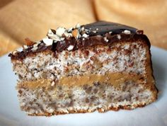 Sweet Temptations – No Bake Chocolate Peanut Butter Oatmeal Bars Russian Desserts, Russian Cakes, Sweet Recipes, Cake Recipes, Peanut Butter Oatmeal Bars, Cooking Cake, Layered Desserts, Easy Cake Decorating, Traditional Cakes