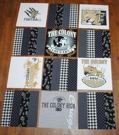 tshirt quilt   TShirt Quilts