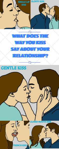 The Incredible Way Your Kissing Style Reveals Secrets About Your Relationship