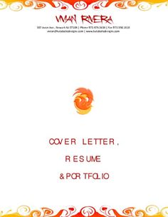 job resume cover sheet