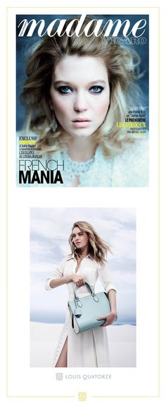 • Louis Quatorze • Madame Figaro, Mai 2015