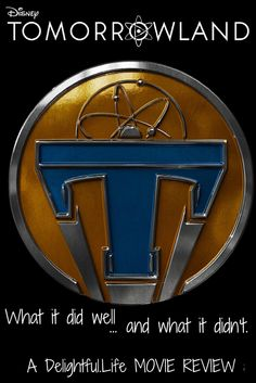 What I think Disney's Tomorrowland did well… and not so well. Tomorrow Land, Hugh Laurie, George Clooney, Britt Robertson, Walt Disney Pictures, New Trailers, Movie Trailers, Disney Love, Disney Magic