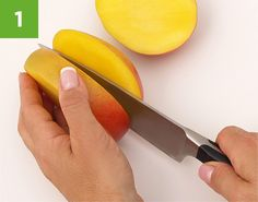 Learn How to Cut a Mango with the National Mango Board