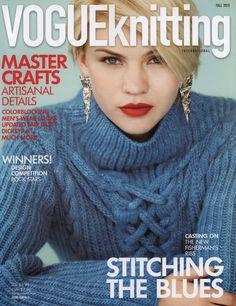 2013 Fall | Vogue knitting