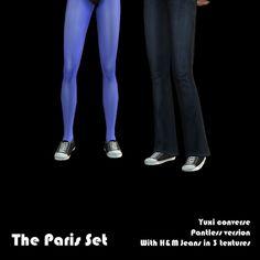 The Paris Set | ImpishParody
