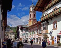 Mittenwald Germany --> See more at http://www.EverythingAboutGermany.com