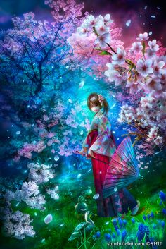 Beautiful » Iroha Meguri by Shuichi Mizoguchi