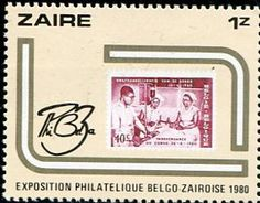Francobolli - Donazione e trasfusione di sangue - Blood donation and transfusion Zaire 1980