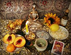 7 Day Altar Working for Oshun, Love, Creativity, Happiness, Wishing Magick by Barefoot Witchery Shoppe on Amaranth