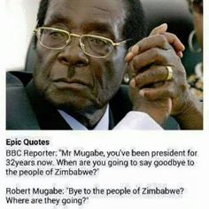 Robert Mugabe has been the leader of Zimbabwe in southern Africa since 1980 and…