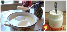 Väčšina žien má problém s mäkkým bruškom a stehnami: Trénerka poradila jednoduchý plán, ktorý funguje lepšie ako beh a brušáky! Learn To Cook, Glass Of Milk, Omega 3, Pudding, Cheese, Cooking, Ethnic Recipes, Desserts, Drinks