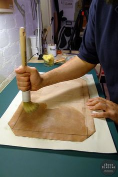 """""""One of the most overlooked aspects I see from amateur bookbinders is their choice of adhesives or glue; many of whom rely on PVA as a 'one-glue-fits-all'..."""""""