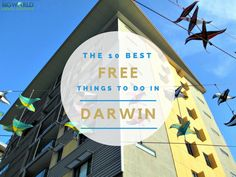 Capital of the north, we loved our time in this steaming city, so here are our recommendations when it comes to the 10 best free things to do in Darwin. Flights To Bali, Litchfield National Park, Safe Haven, Swimming Holes, Free Things To Do, Best Budget, Best Camera, Darwin, Small World