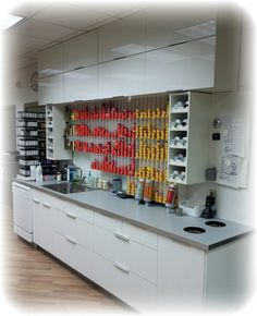 Where all the magic happens...our ColorBar!