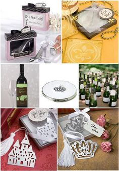 mariage contes de fee cadeaux