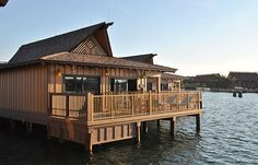 I'll be here for my birthday this year. Aloha Disney's Polynesian Resort Bungalow Waterside