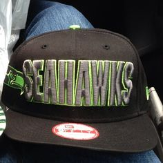 6c34f6634bf youngmoneytilldeath  And the second one  seahawks  snapback. Cool HatsSeattle  SeahawksTwo By ...