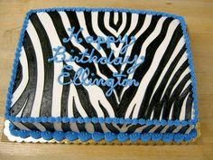 zebra cake, definitely trying this one!