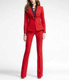 127 Best Red Skirt Suit Images On Pinterest Feminine Fashion