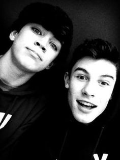 Too Perf Hayes Grier and Shawn Mendes