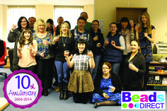We talk to Beads Direct as it celebrates 10 years in business