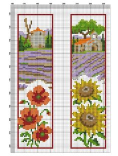 Gallery.ru / Фото #15 - Закладки 2 - necklace Cross Stitch Bookmarks, Cross Stitch Charts, Cross Stitch Designs, Cross Stitch Patterns, Cross Stitching, Cross Stitch Embroidery, Cross Stitch House, Cross Stitch Flowers, Loom Patterns